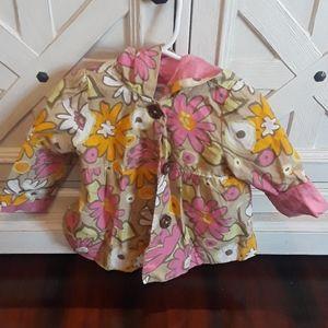 Raincoat for toddler